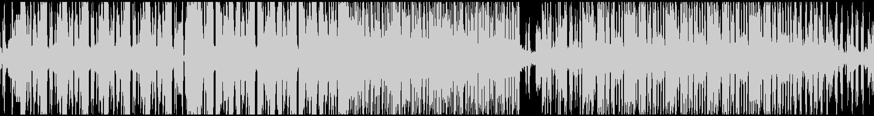 VP、アート、プロジェクションマッピングの未再生の波形