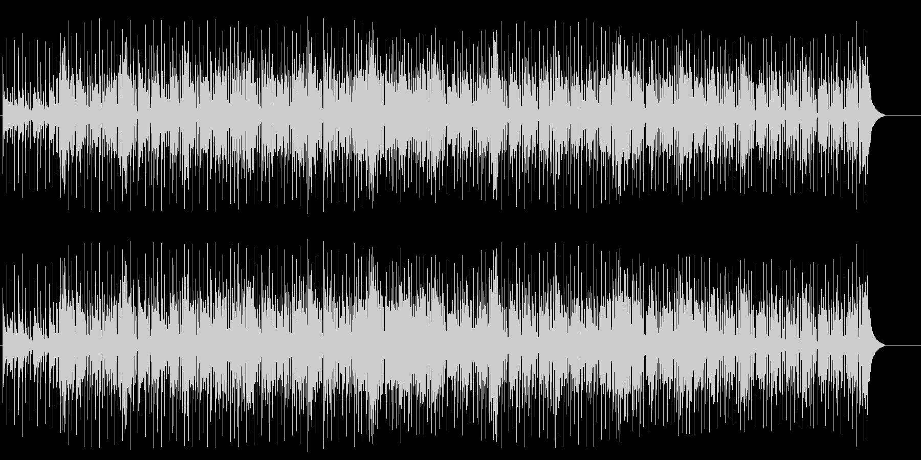 大人の香り漂うフュージョン/BG/テクノの未再生の波形