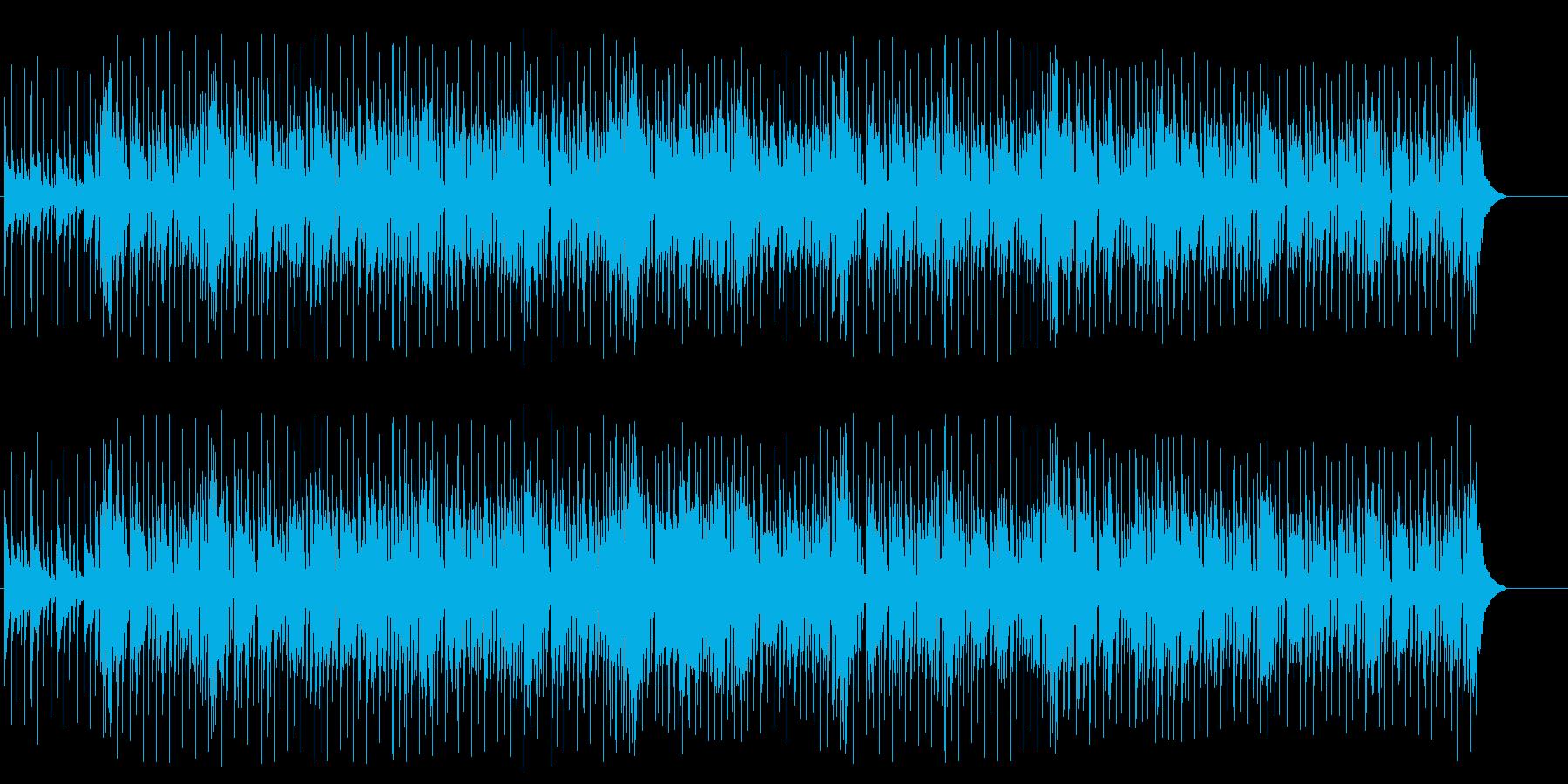 大人の香り漂うフュージョン/BG/テクノの再生済みの波形