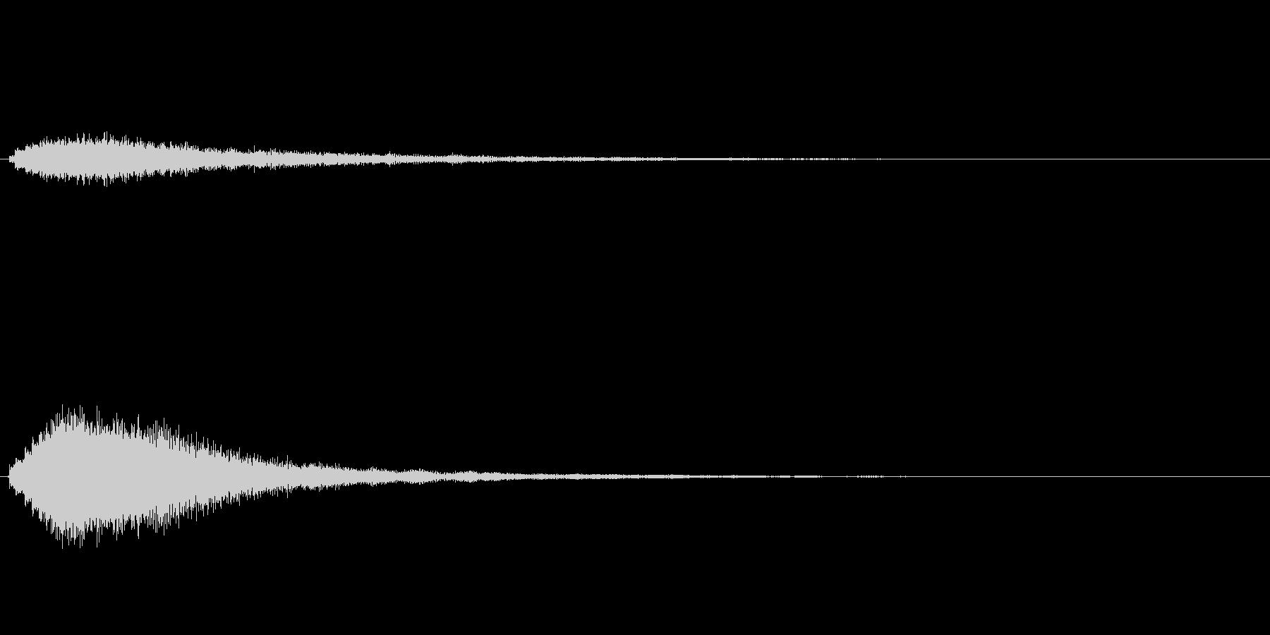キラキラ系_035の未再生の波形