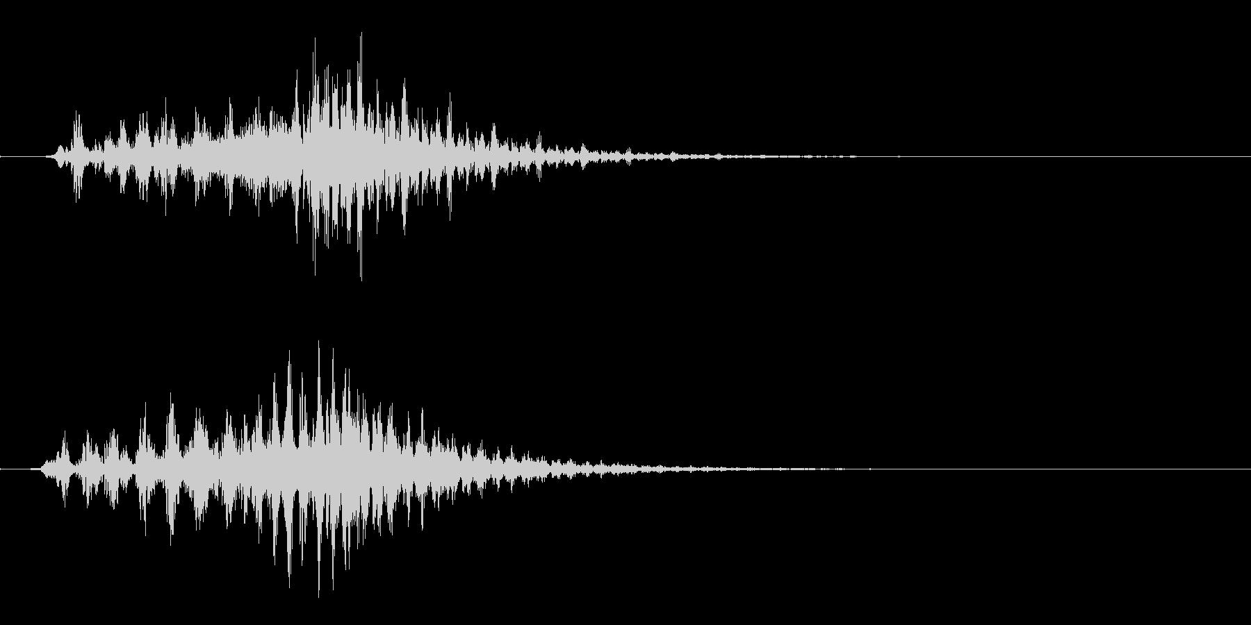 場面転換 スライム4 プヨプヨ 化学の未再生の波形