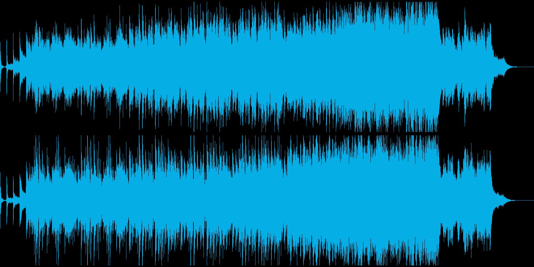 CMや映像にピアノ 困難に向き合う勇気像の再生済みの波形