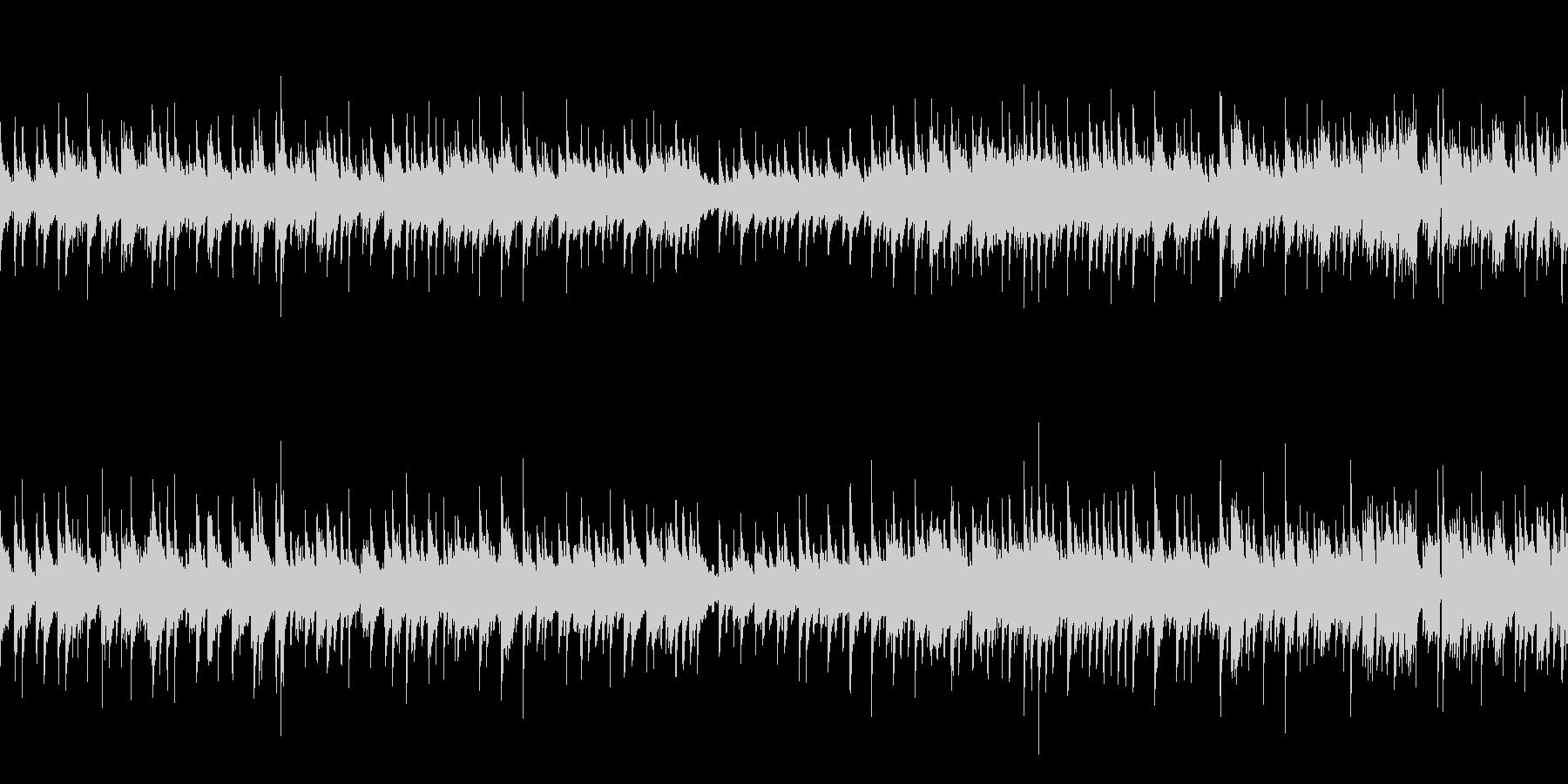 爽やかなバラード (ループ仕様)の未再生の波形