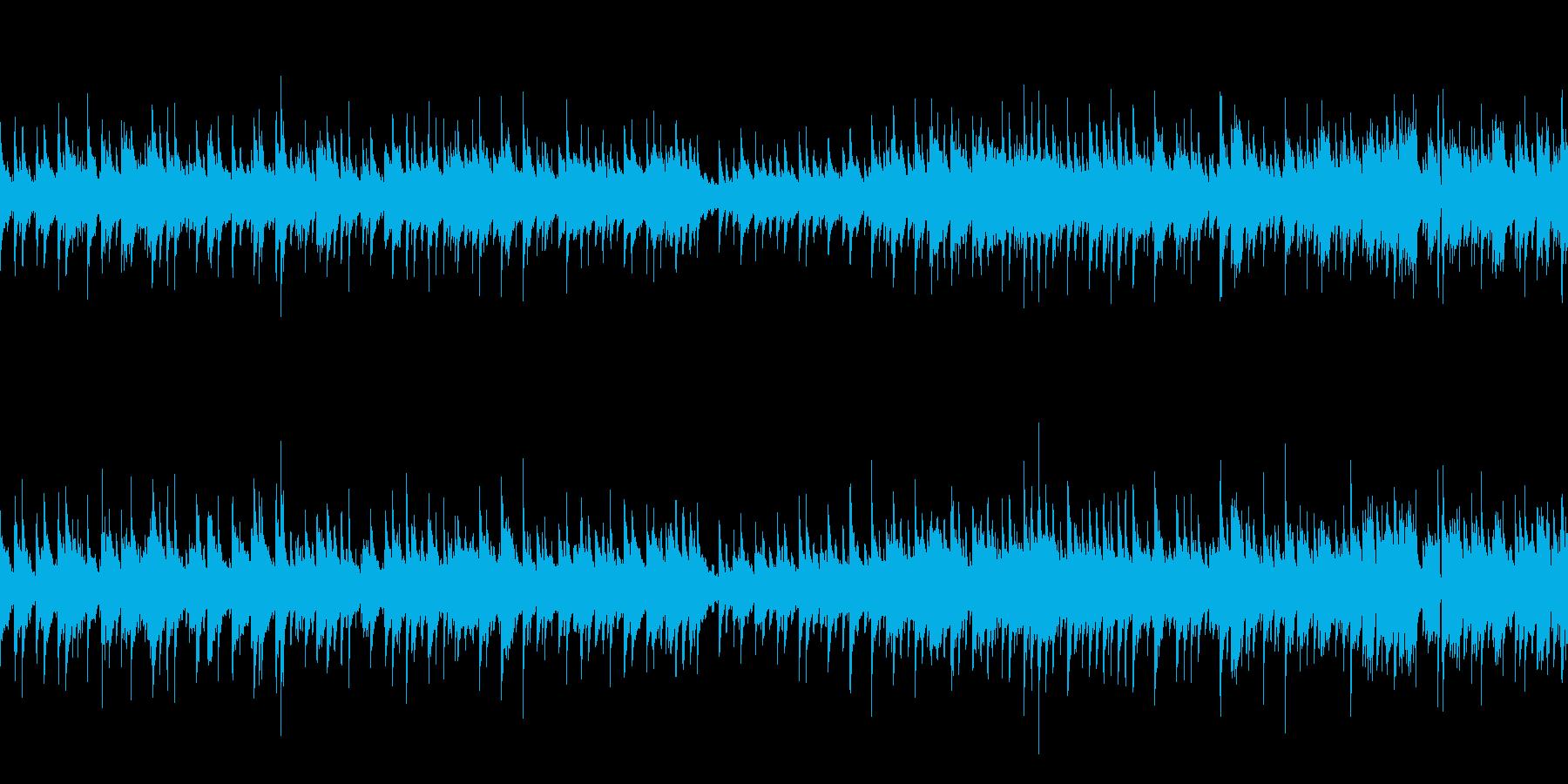 爽やかなバラード (ループ仕様)の再生済みの波形