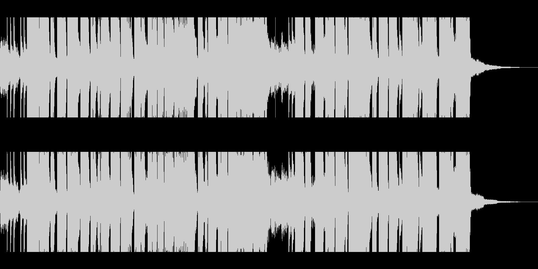 30秒・グランジギター・リフ・バトル2の未再生の波形