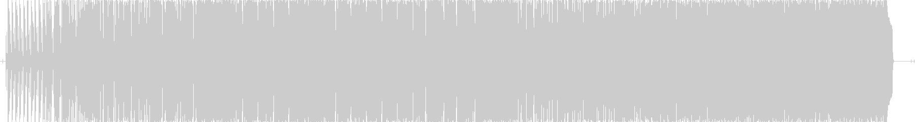 1994年2月作曲。ピアノとサックスを…の未再生の波形