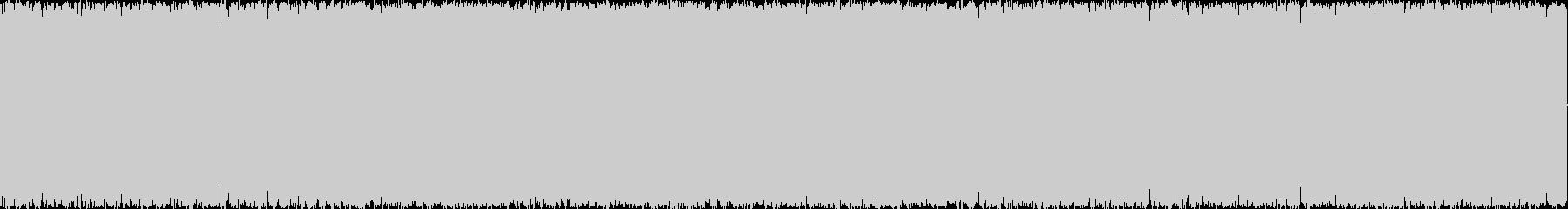 スマホゲー向きのピコピコ系ステージBGMの未再生の波形