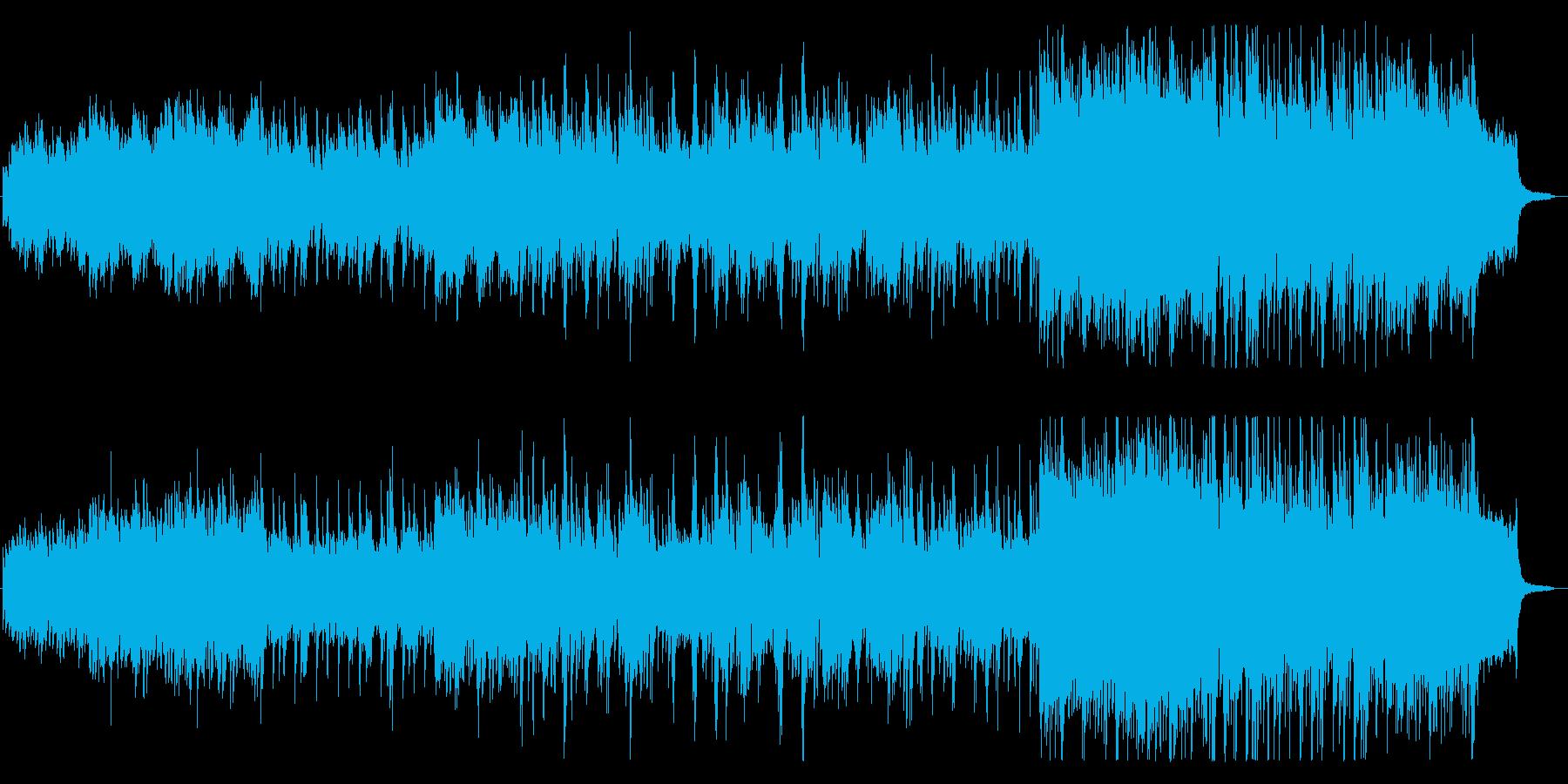ピアノ変拍子音楽。前向きで爽やかな7拍子の再生済みの波形