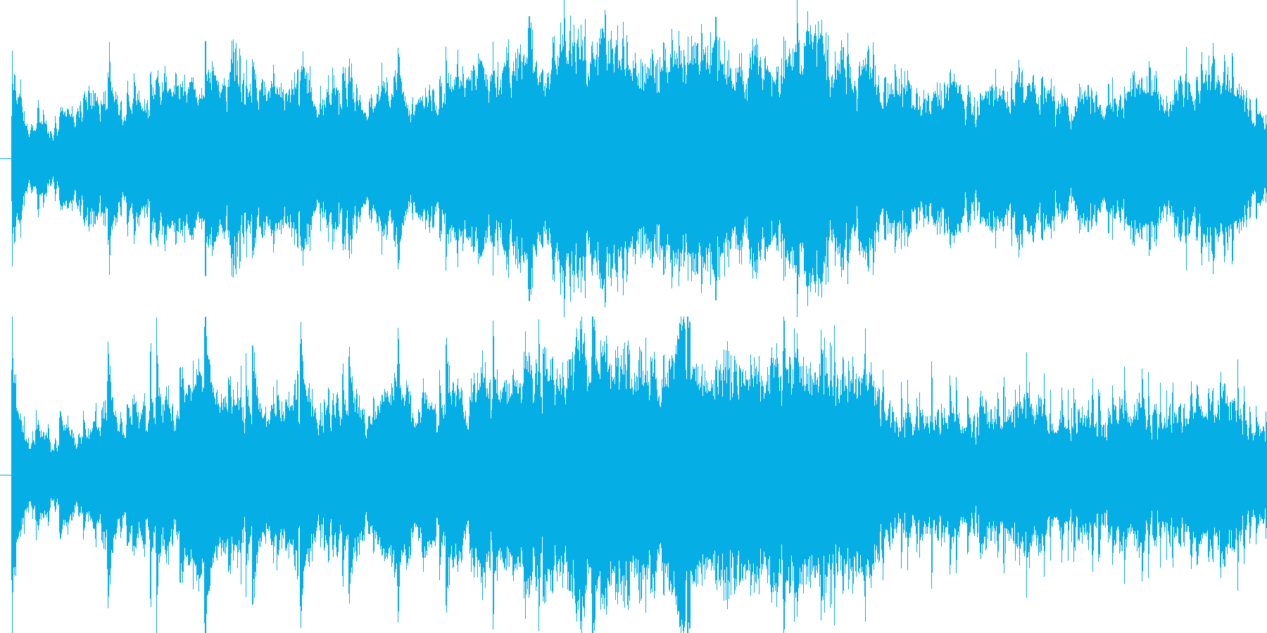 ・RPGなど、ゲームのフィールド音楽を…の再生済みの波形