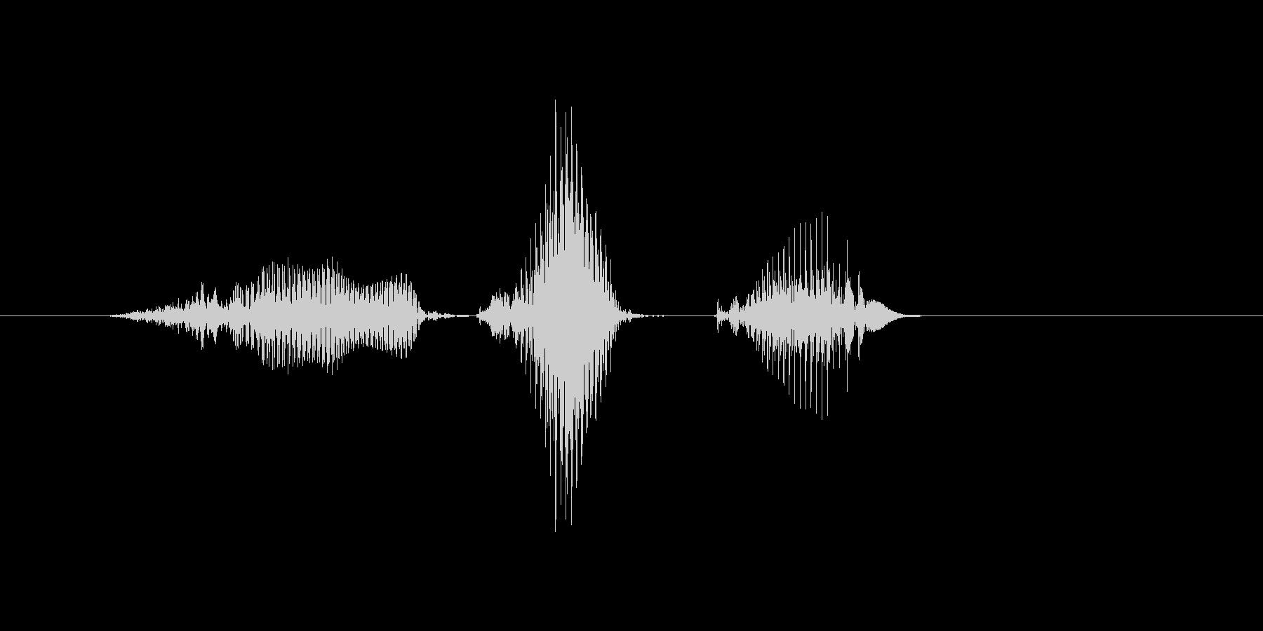 新着の未再生の波形