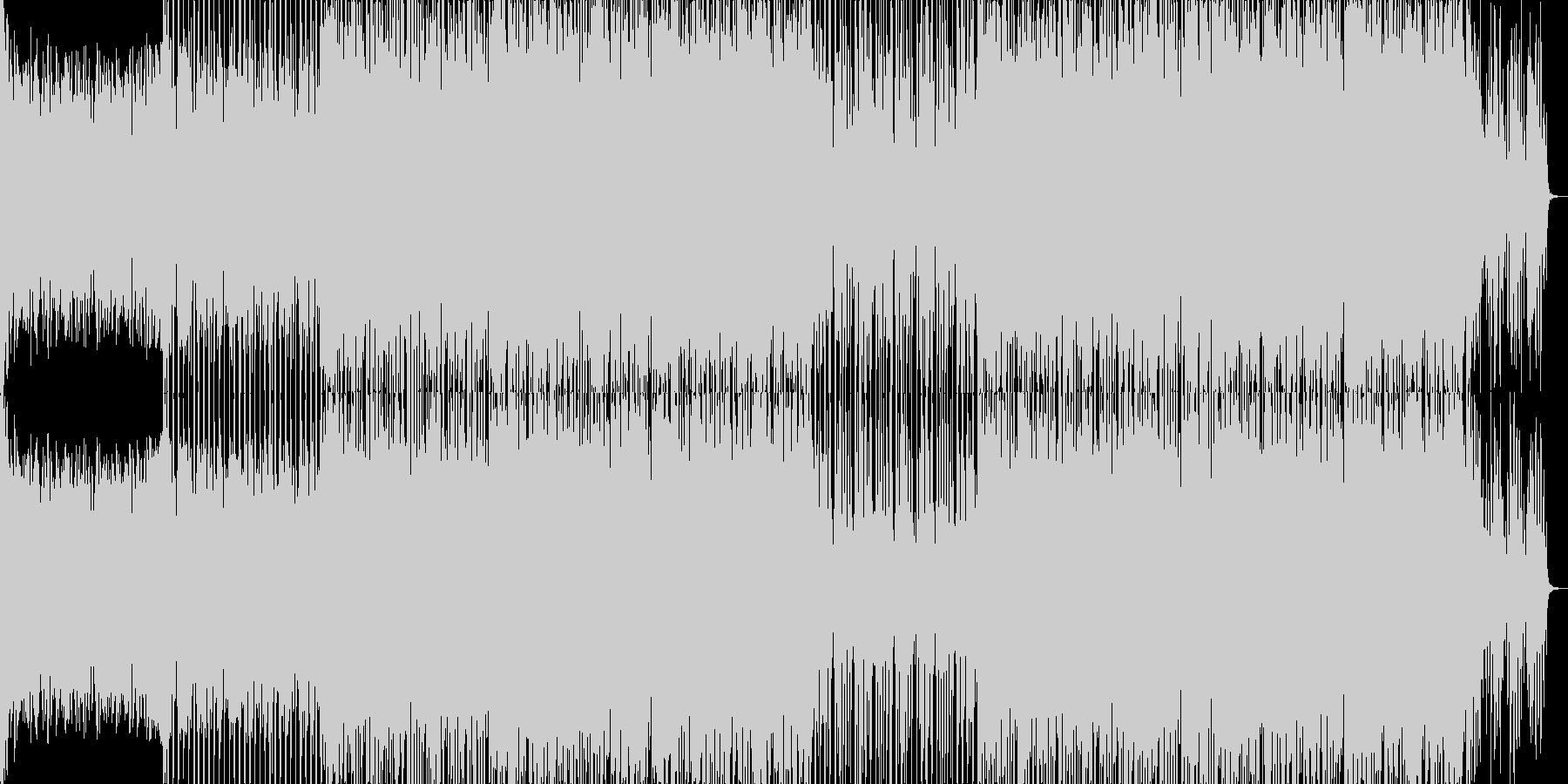 アフロパーカッションのEDM-01の未再生の波形