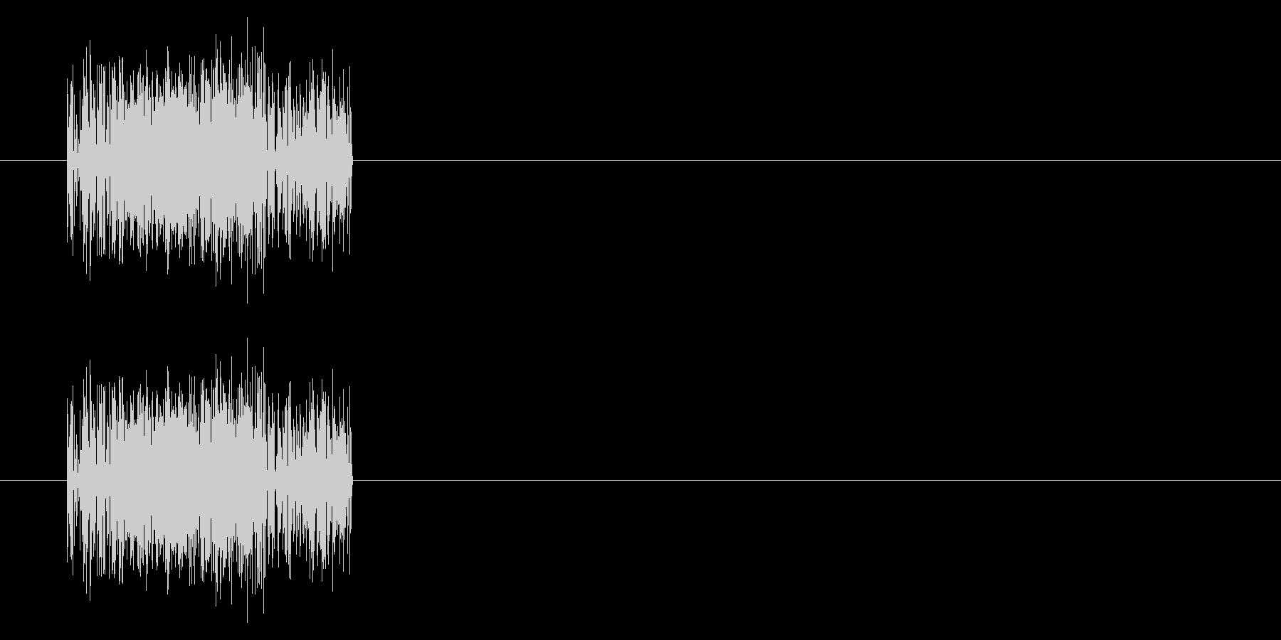 【NES RPG03-06(魔法 雷)】の未再生の波形