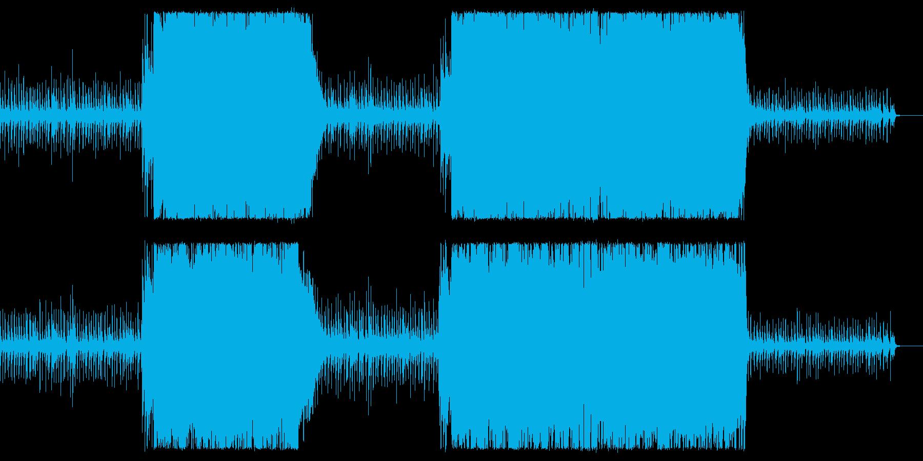 【ドラム・ベース抜き】シンプルかっこいいの再生済みの波形