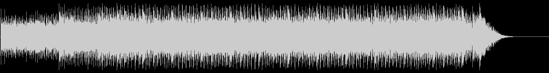 CM インフォメーション 情報 店内の未再生の波形