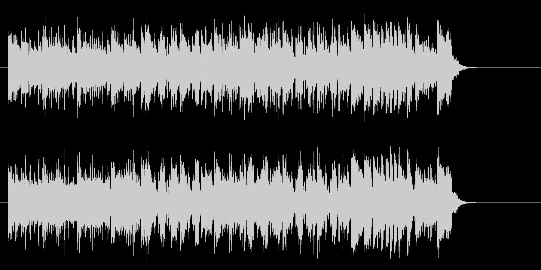 リゾート風ラテンポップス(イントロ~…)の未再生の波形