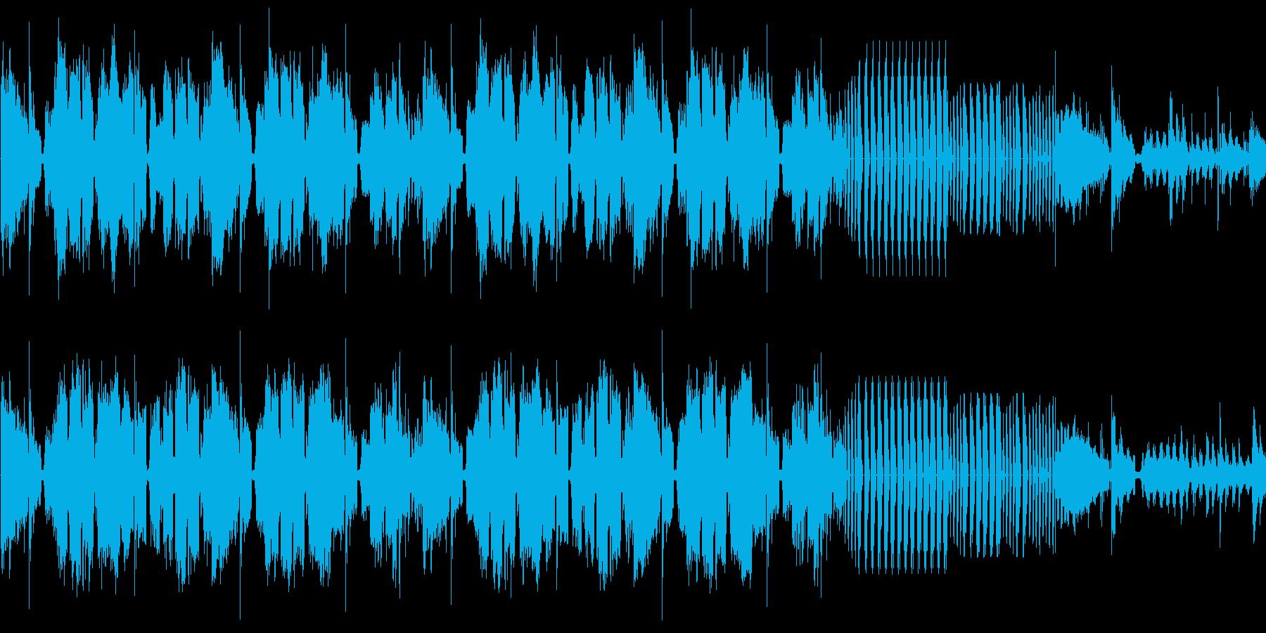 【ファンタジー/幻想的/エレクトロニカ】の再生済みの波形
