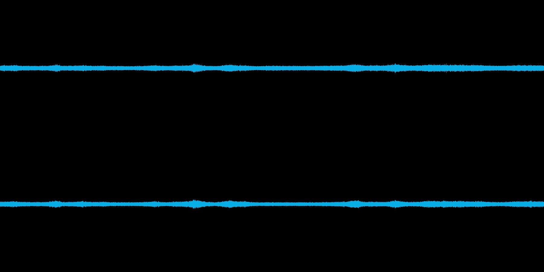 【生音】夏の日の通行音 - 12 「み…の再生済みの波形