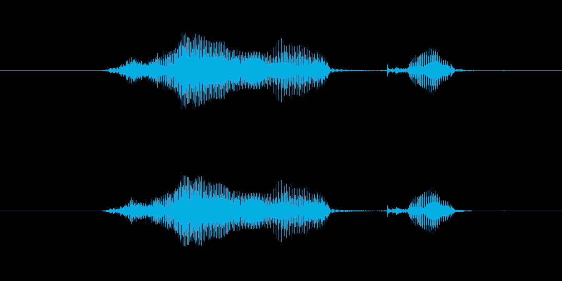 数学の再生済みの波形