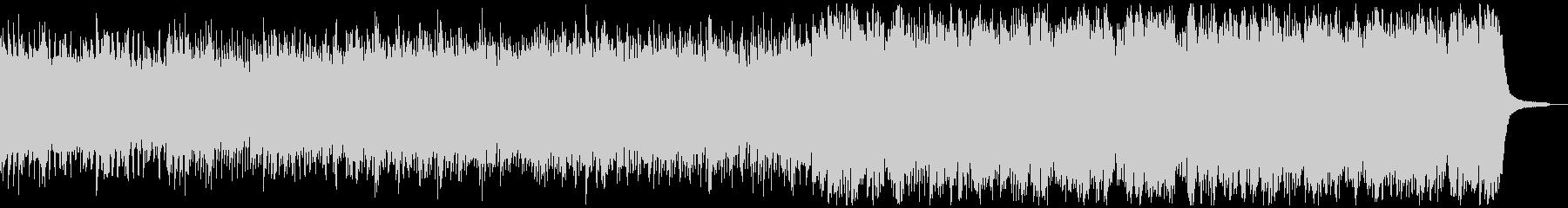 ピアノと民族コーラス 後半の弦がゆったりの未再生の波形