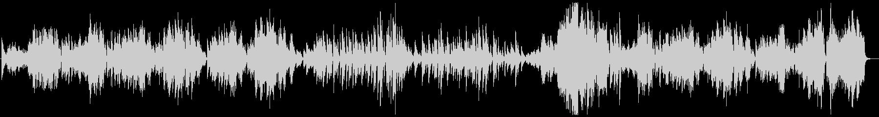 ショパン「子犬のワルツ」高音質の未再生の波形