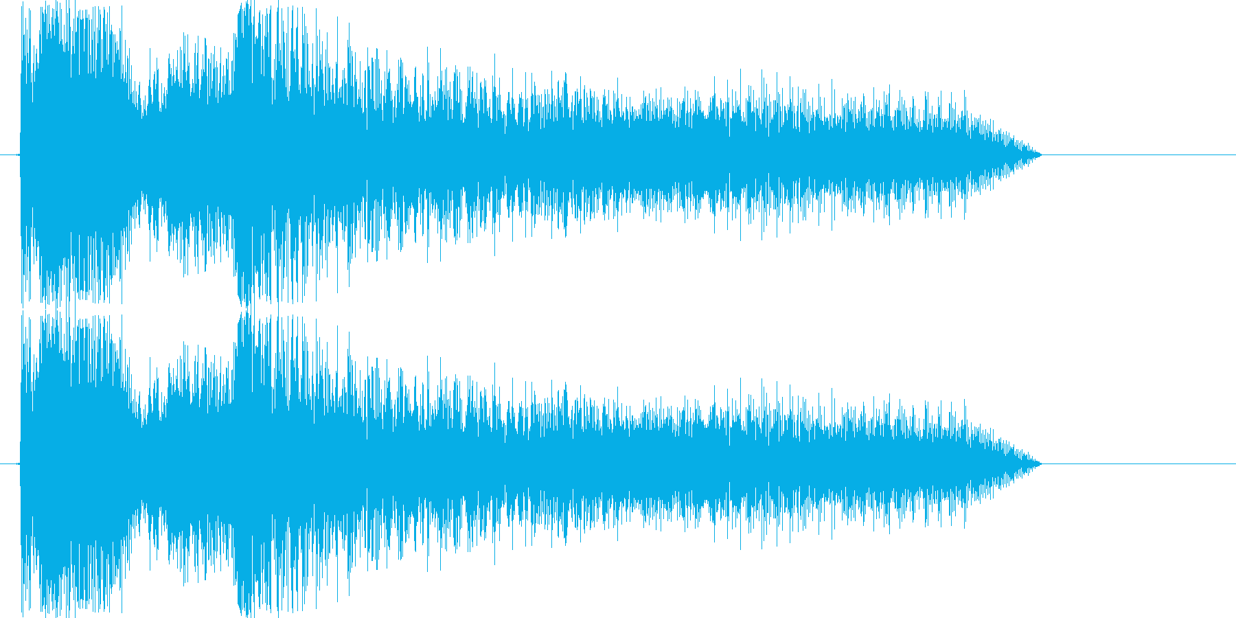 ゲーム、クイズ(不正解)_004の再生済みの波形