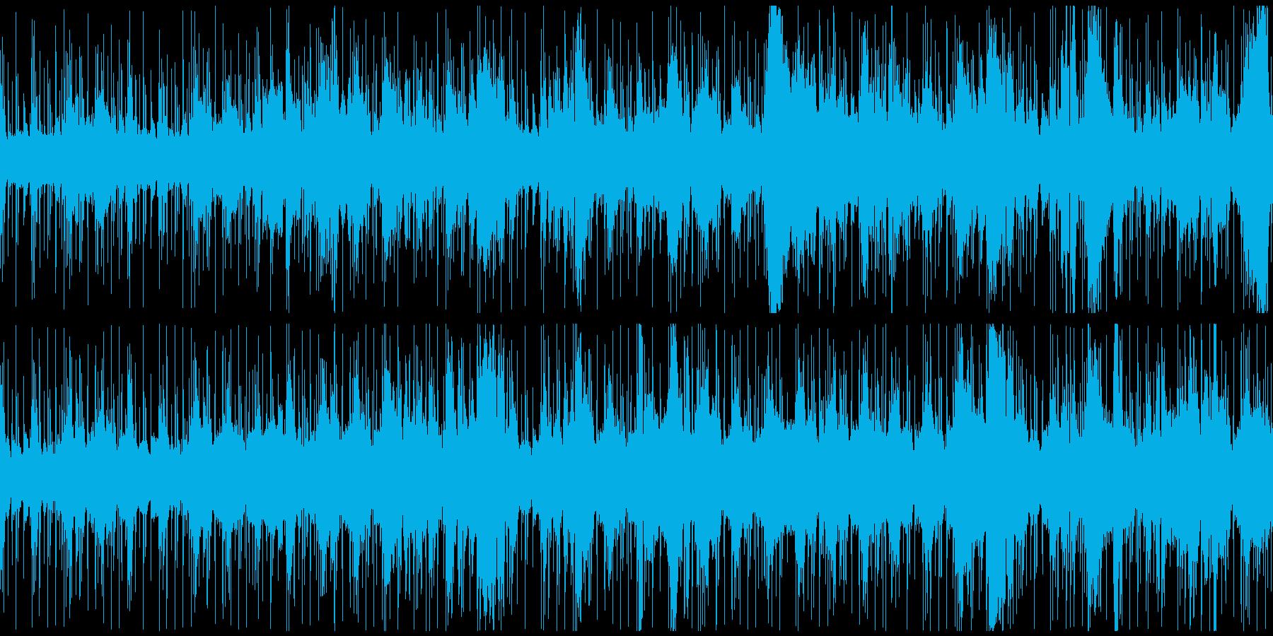 マサイ族の伝統的な歌が印象的の再生済みの波形