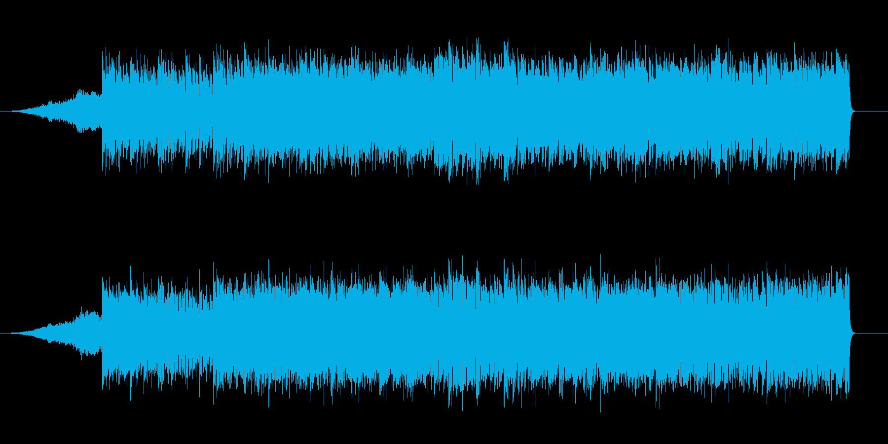 挑発的ニュアンスのドキュメント・サウンドの再生済みの波形