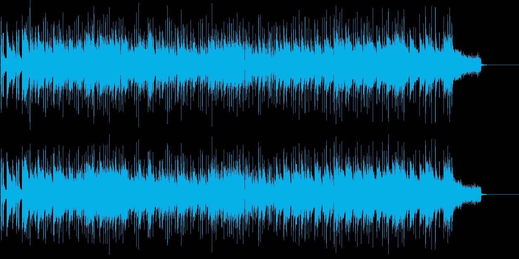 充実 いきいき 前進 躍動 さわやかの再生済みの波形