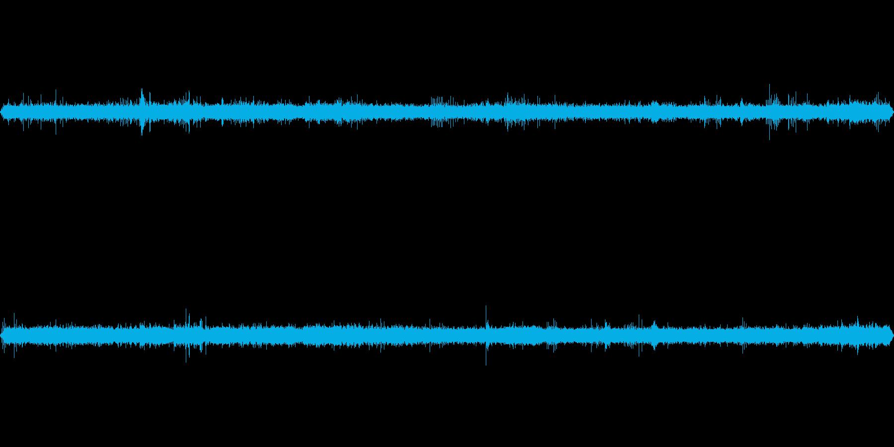 新宿歩行者天国の雰囲気(長尺)の再生済みの波形