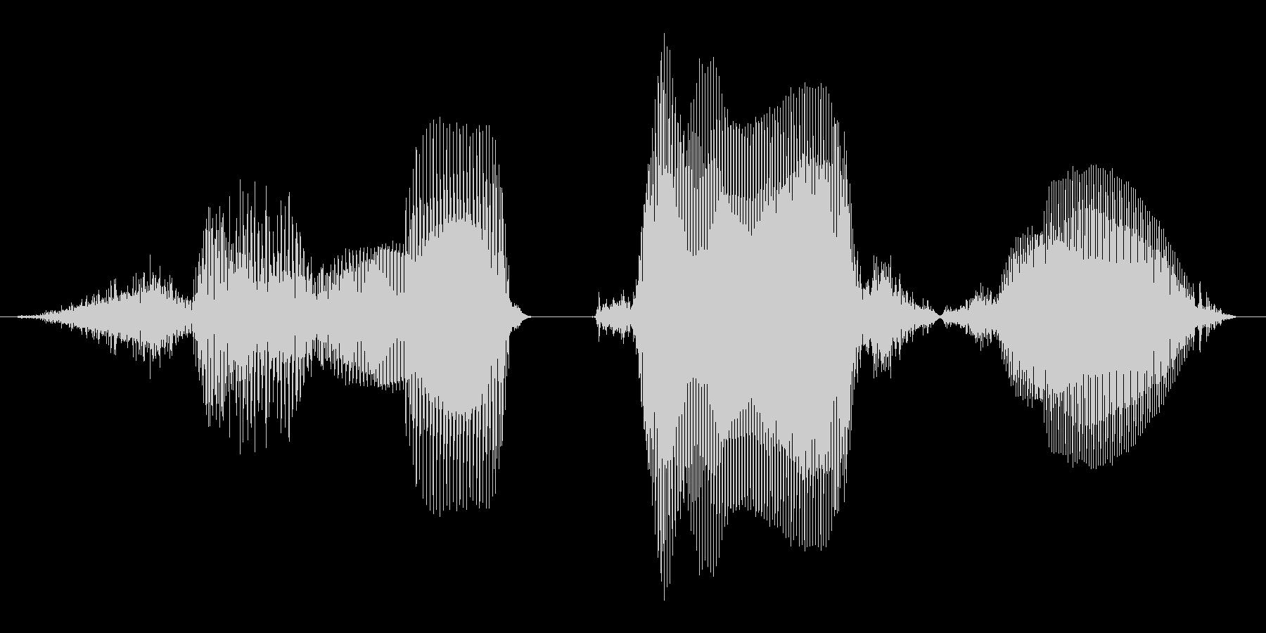 その調子!1【ロリキャラの褒めボイス】の未再生の波形