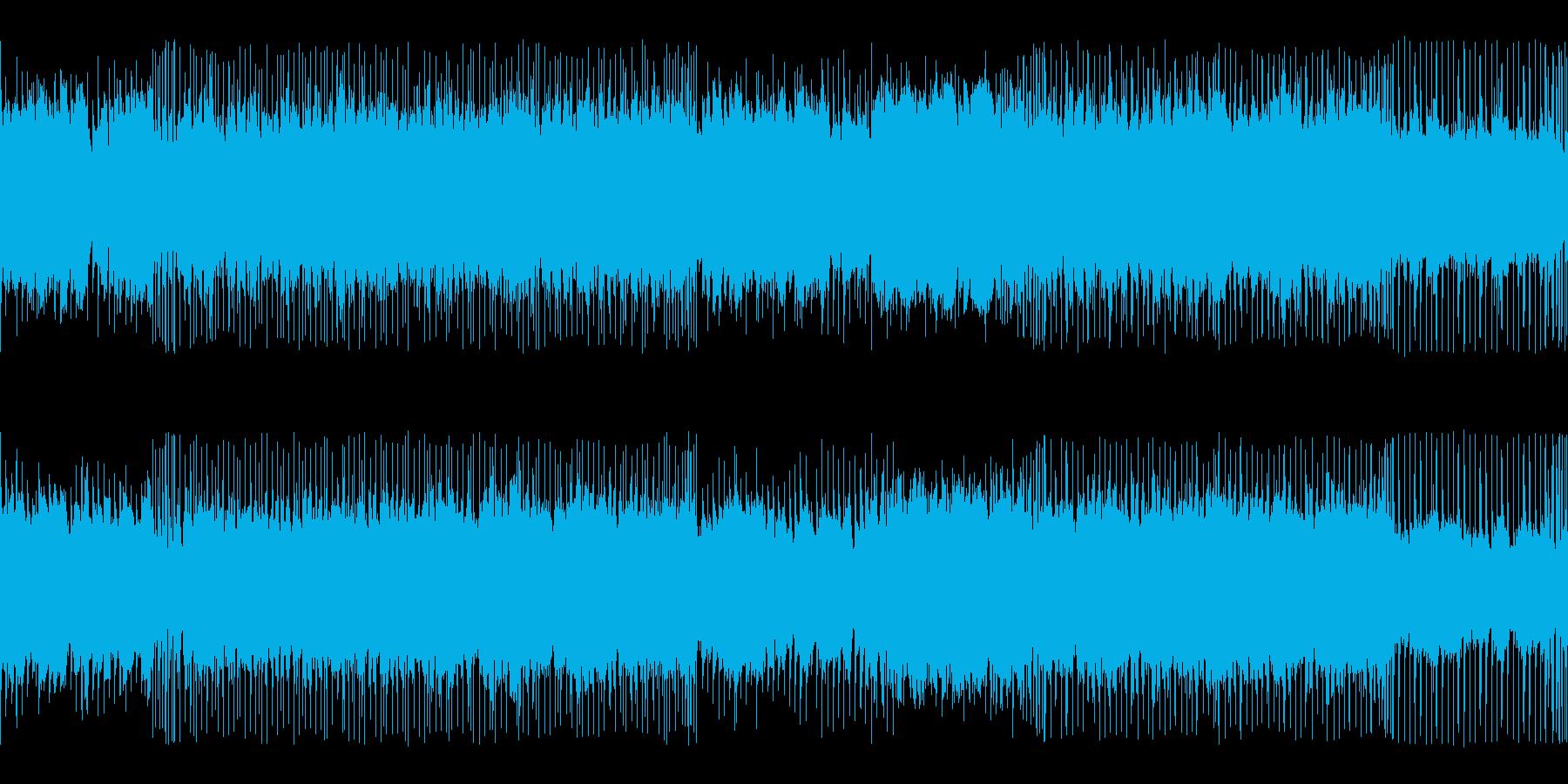 BGM007-01 ピアノ伴奏でブラス…の再生済みの波形