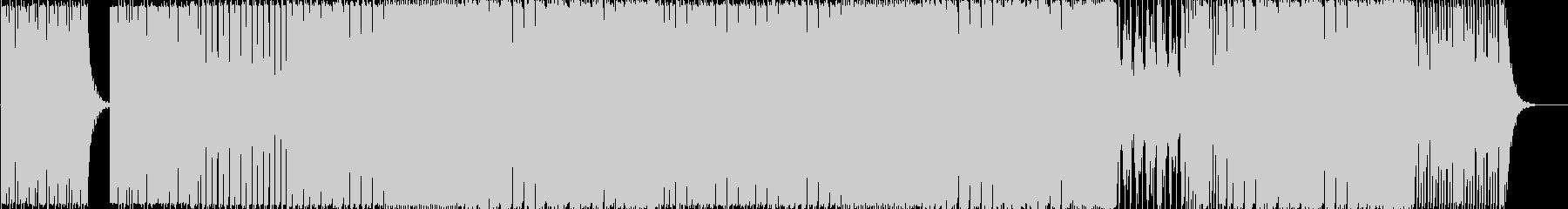 三味線/和楽器/EDM/ワブルベースの未再生の波形