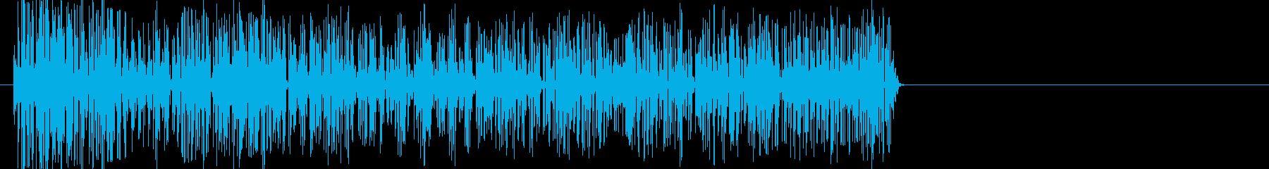 ボォォ...(炎魔法、ブレス、炎を吐く)の再生済みの波形