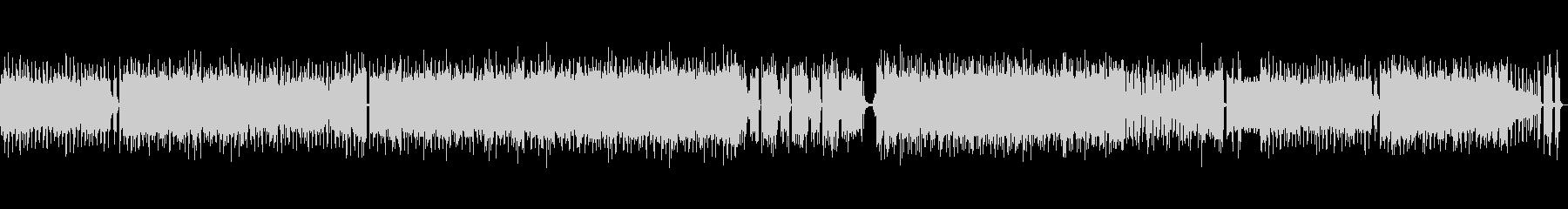 オーケストラロックアップループ曲企業VPの未再生の波形