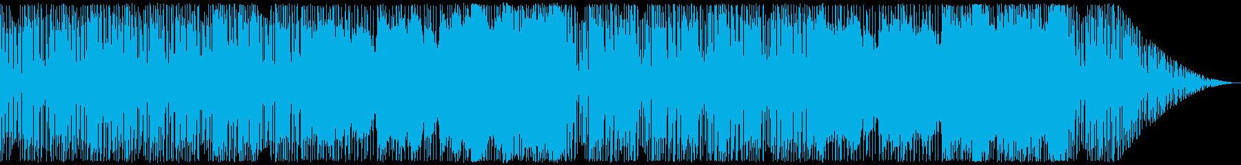 あかるくてシンプル、ポップな曲ですの再生済みの波形