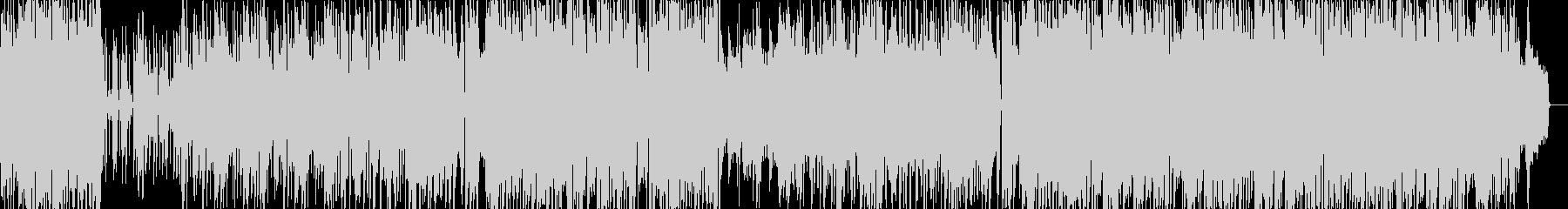 ポップオーケストラ元気ピアノ企業PVの未再生の波形