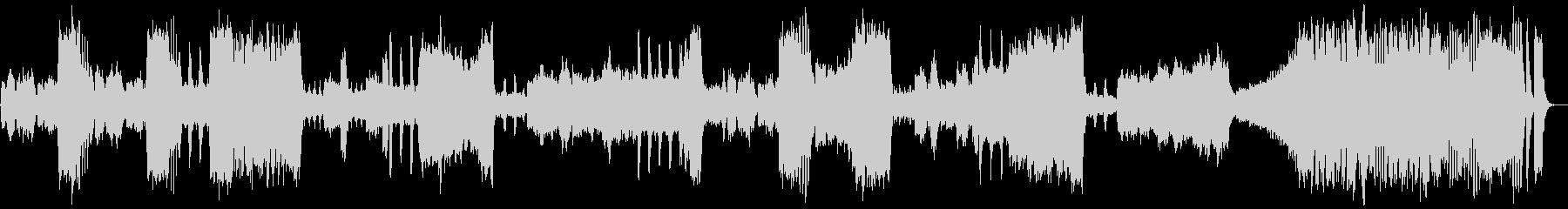『フィガロの結婚』序曲 モーツァルトの未再生の波形