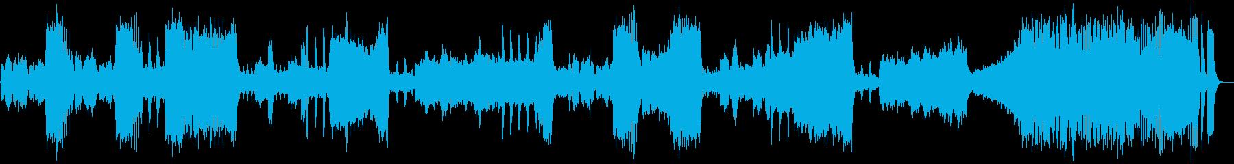『フィガロの結婚』序曲 モーツァルトの再生済みの波形