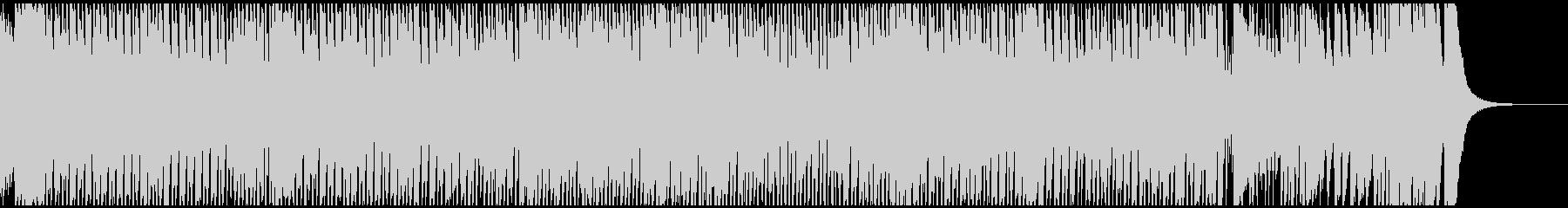 ショパン幻想即興曲ジャズアレンジ+ブラスの未再生の波形
