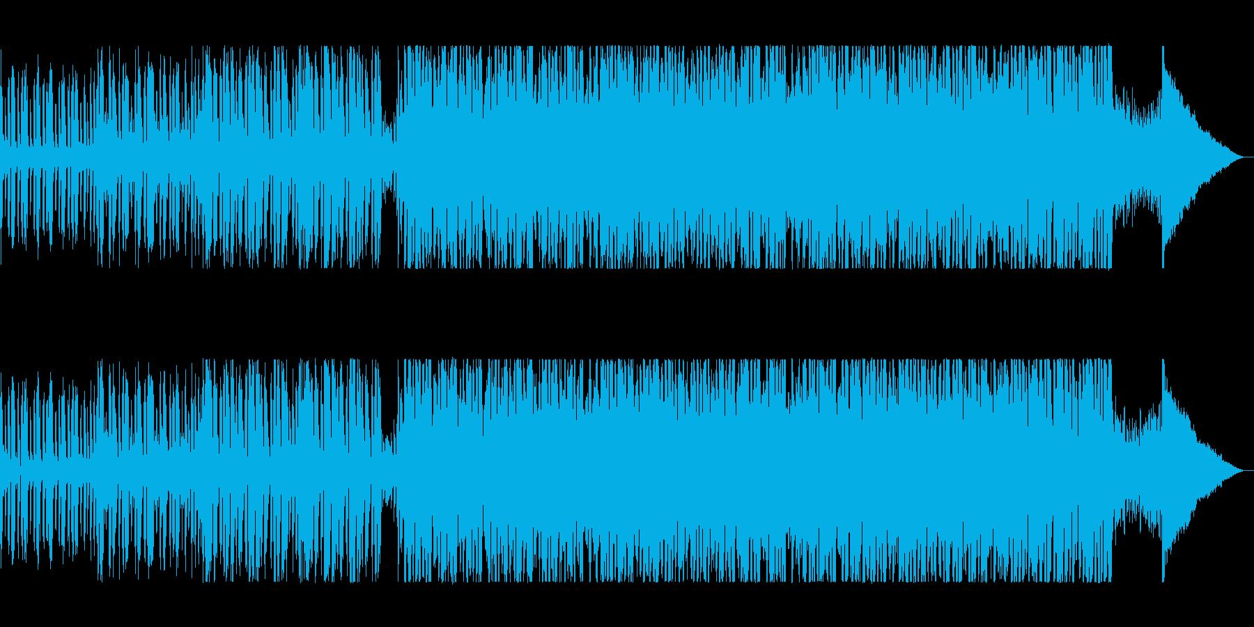 オープニングに合う爽やかなギターロックの再生済みの波形