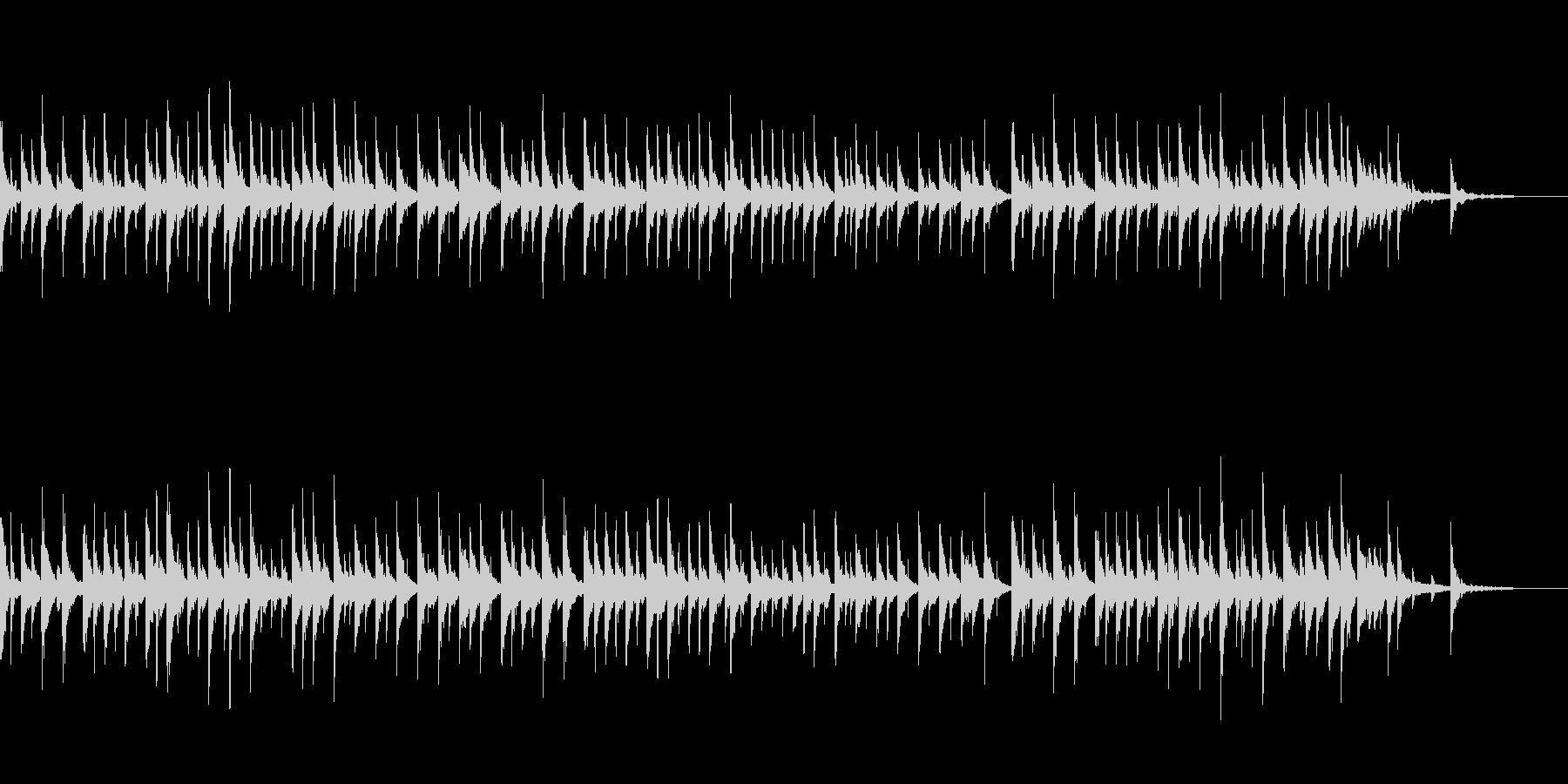 七夕・スロー・ピアノ・しっとりの未再生の波形