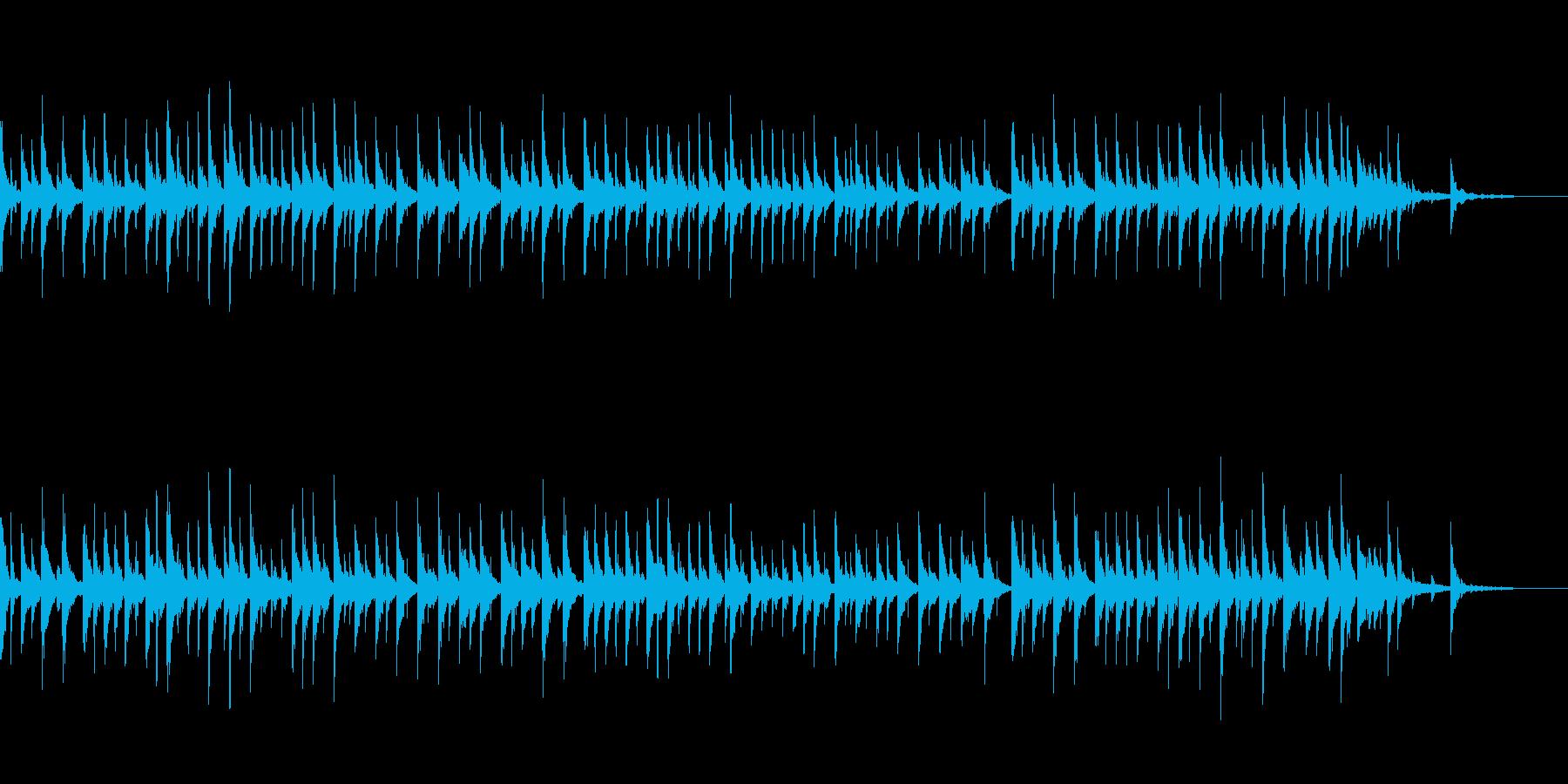 七夕・スロー・ピアノ・しっとりの再生済みの波形