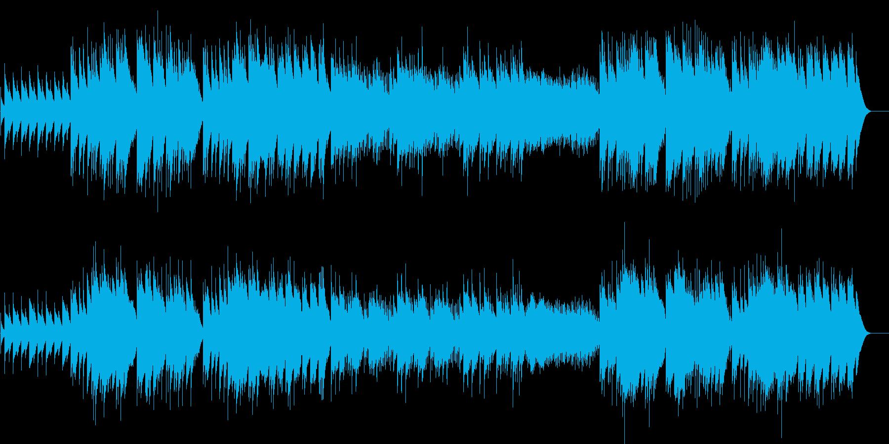 第3曲 金平糖の精の踊り(オルゴール)の再生済みの波形