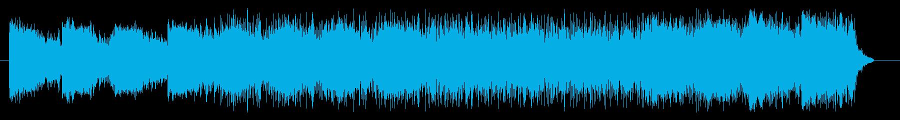 あやしい 浮遊 宇宙 科学 機械 緊張の再生済みの波形