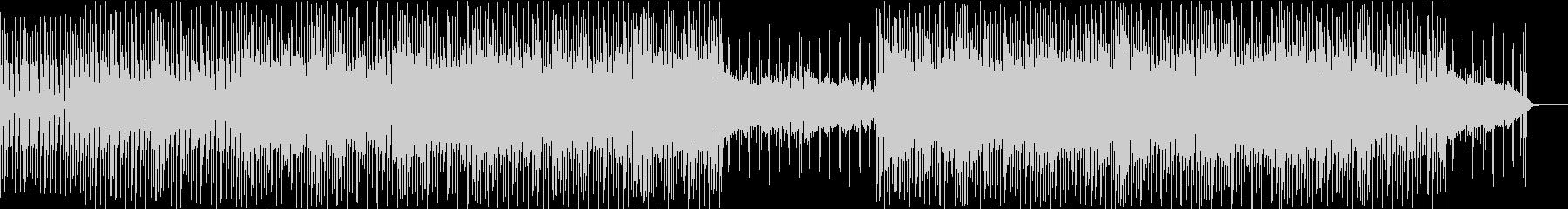 エレガントなシーンや場所で使えるジャズ2の未再生の波形