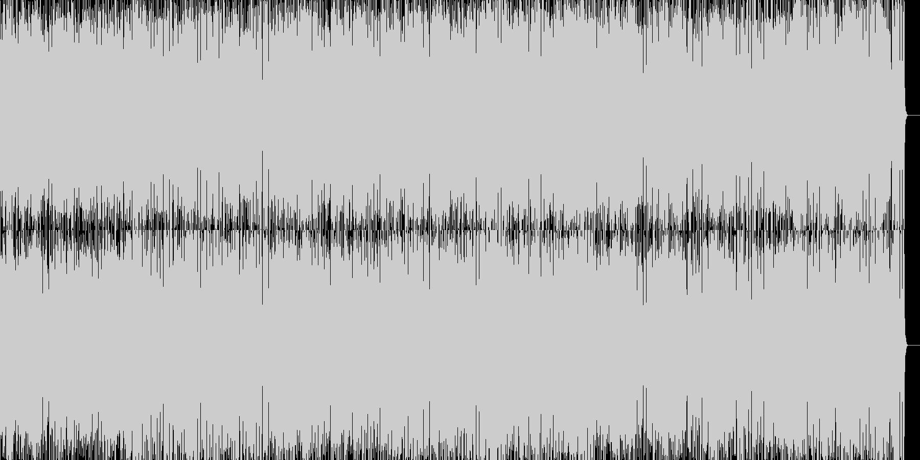 軽快 店内 新鮮 都会 木漏れ日の未再生の波形