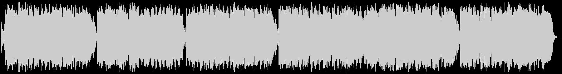 もみの木 オルゴール&Str.の未再生の波形