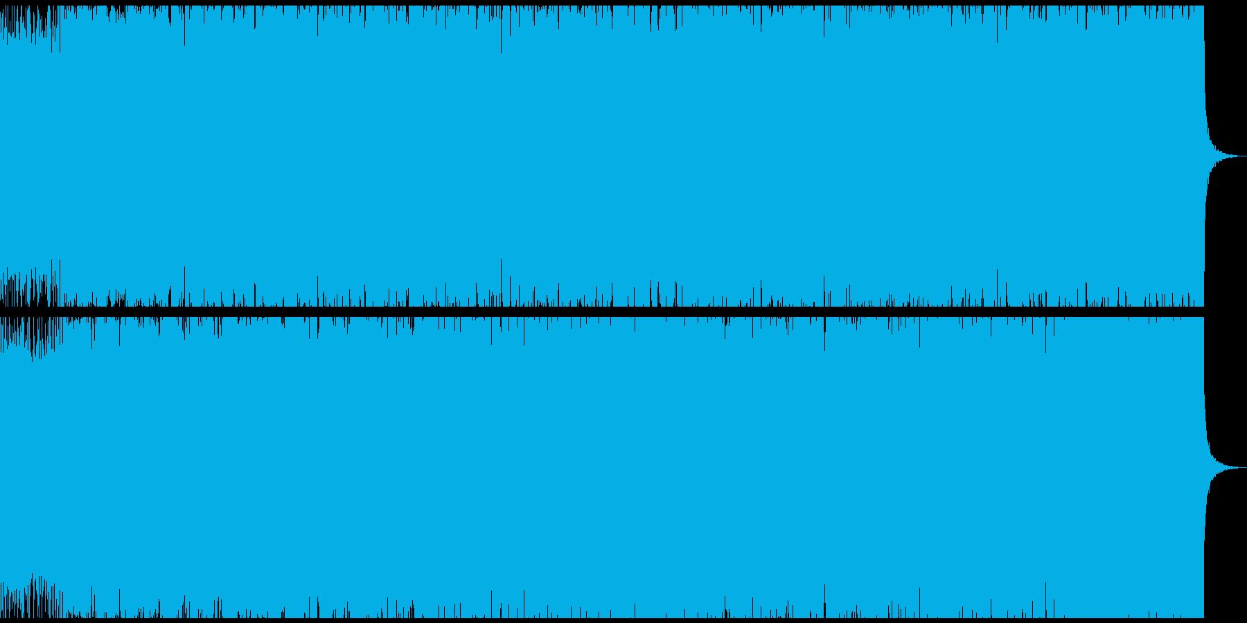 しっとりとしたサウンドトラック風バラードの再生済みの波形