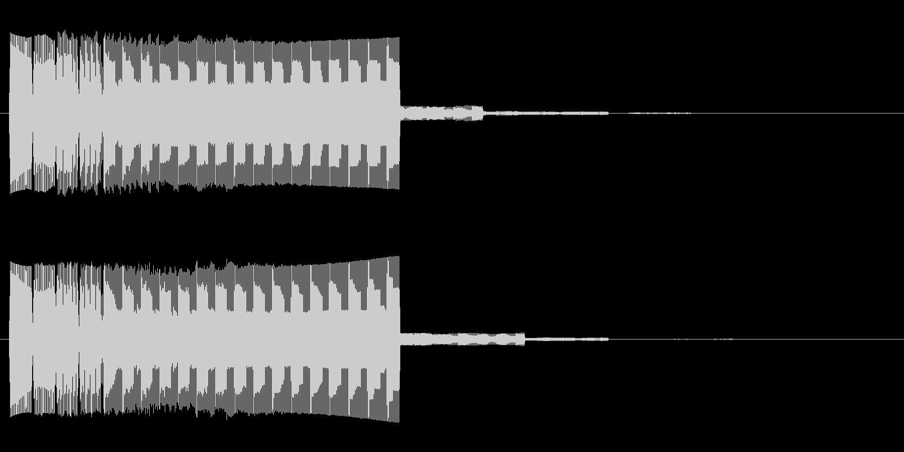 ゲーム、クイズ(不正解)_002の未再生の波形