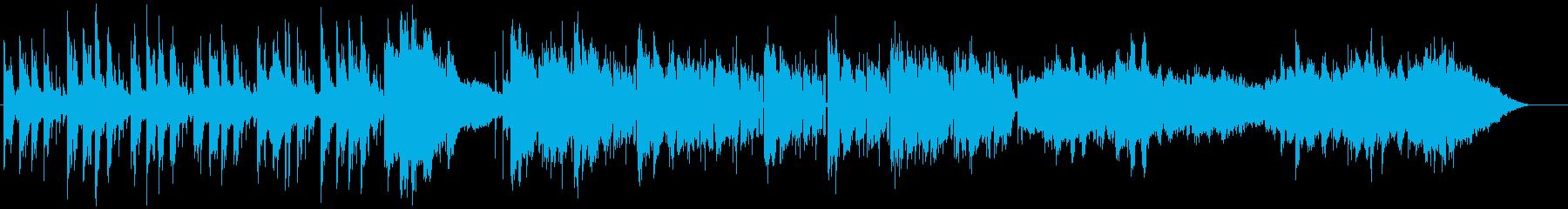 爽やかキラキラEDM系◇オープニング用の再生済みの波形